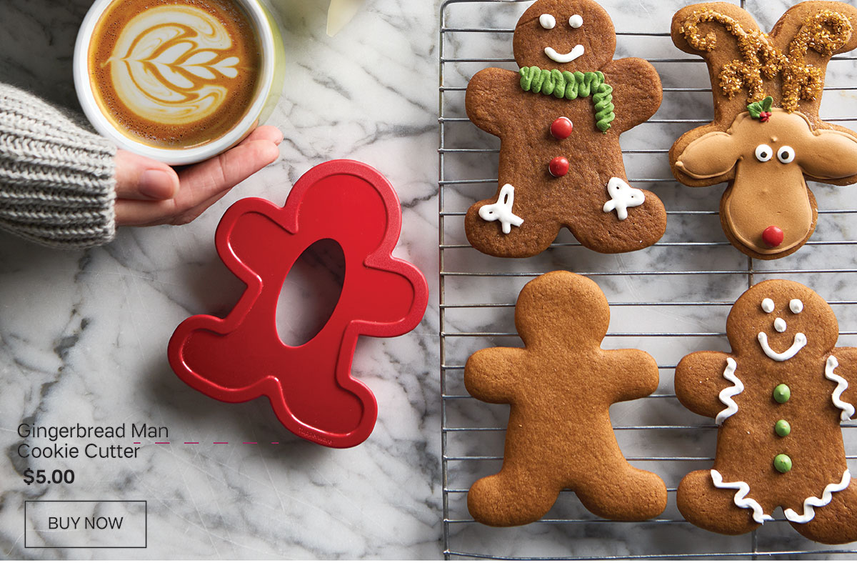 Gingerbreak Man Cookie Cutter